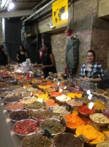A celebration of earth's bounty: 'Spice and Tease' at NYC's Chelsea Market